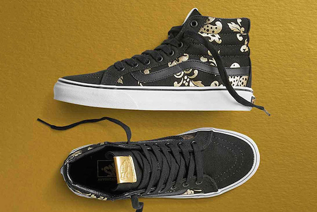 Vans 50th Anniversary Gold Collection 07