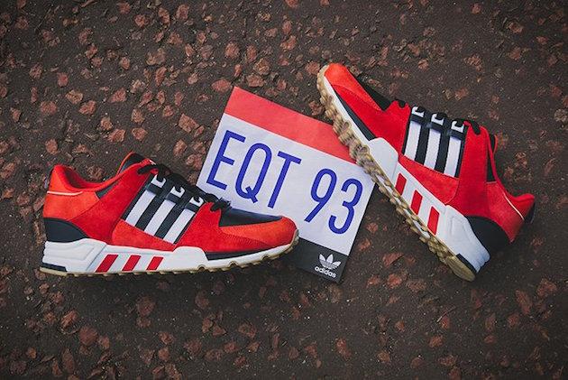 Adidas EQT Support 93 London Marathon 01