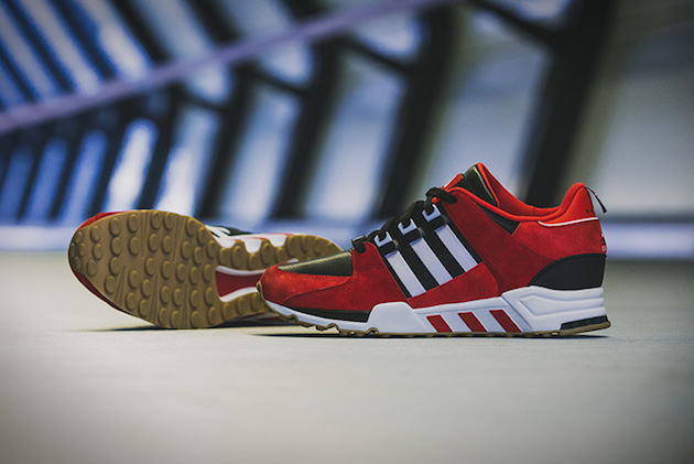 Adidas EQT Support 93 London Marathon 02