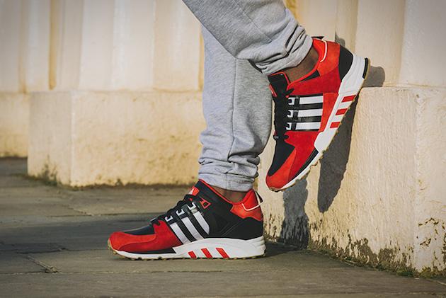 Adidas EQT Support 93 London Marathon 03