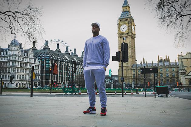 Adidas EQT Support 93 London Marathon 05