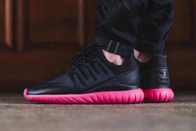 Adidas Tubular Radial EQT Pink 01
