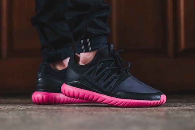 Adidas Tubular Radial EQT Pink 02