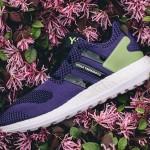 """Adidas Y-3 Pure Boost ZG Knit """"Purple/Green"""""""