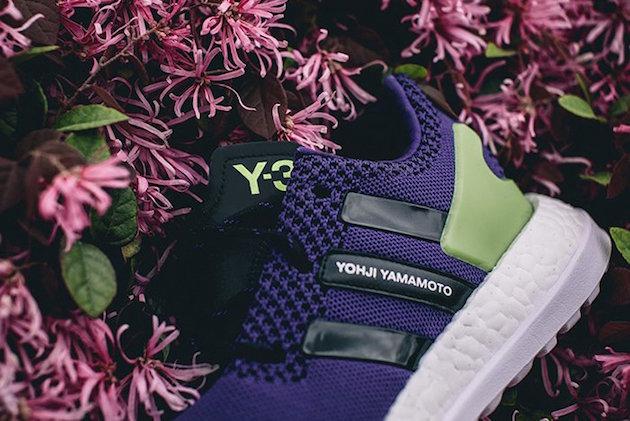 Adidas Y3 Pure Boost ZG Knit Purple Green 03