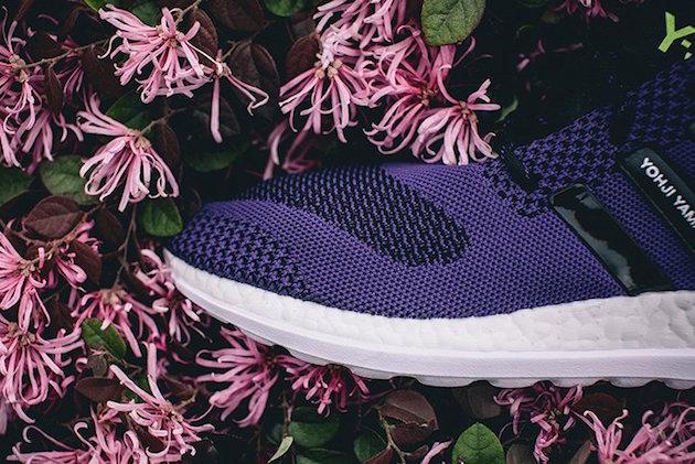 Adidas Y3 Pure Boost ZG Knit Purple Green 04