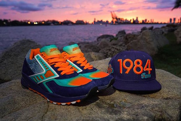 Brooks Regent 84 Fins x Shoe Gallery 01