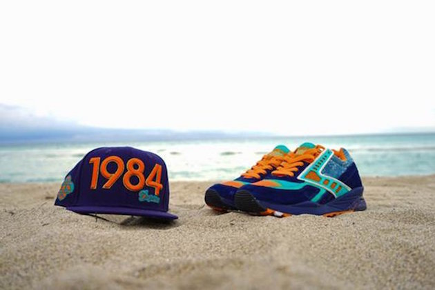 Brooks Regent 84 Fins x Shoe Gallery 04
