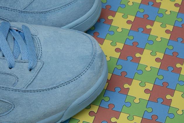 Fila Cage Puzzle Piece x Shoe City 05