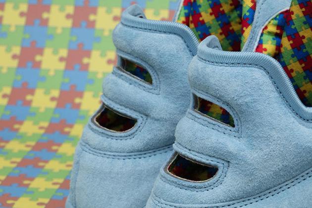 Fila Cage Puzzle Piece x Shoe City 09
