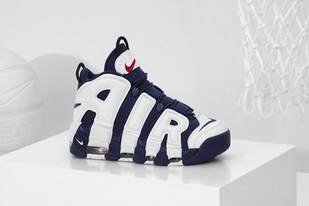 Nike Air More Uptempo Olympic 02