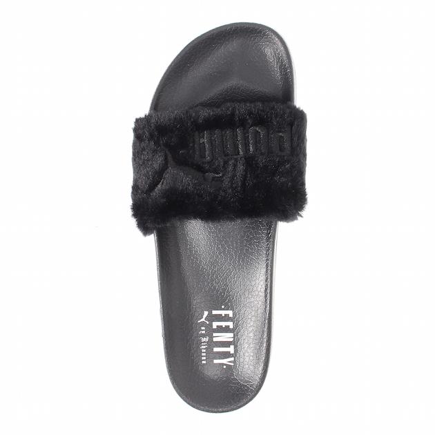 PUMA Fur Slide x FENTY 06