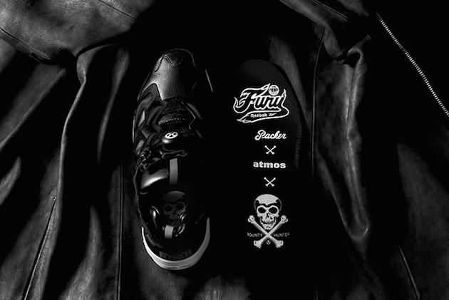 Reebok Insta Pump Fury x Packer Shoes x Atmos x Bounty Hunter 04