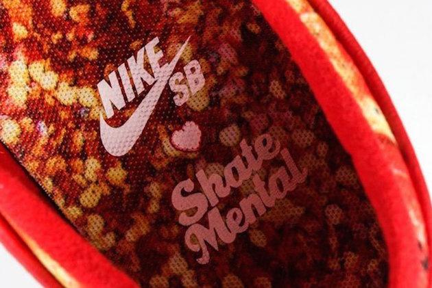 """Nike SB Stefan Janoski """"Pepperoni Pizza"""" x Skate Mental 04"""