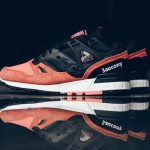 "Saucony Grid SD ""Salmon"""