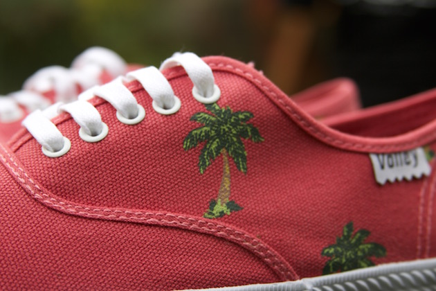 Volley OC Palm Tree Red 03