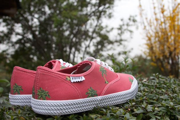 Volley OC Palm Tree Red 09