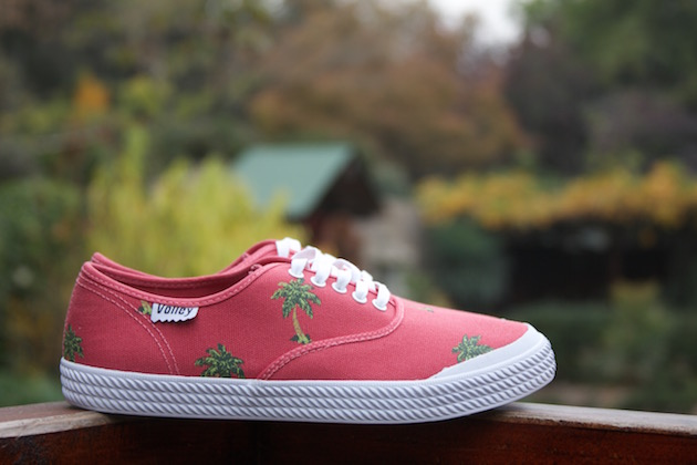 Volley OC Palm Tree Red 11