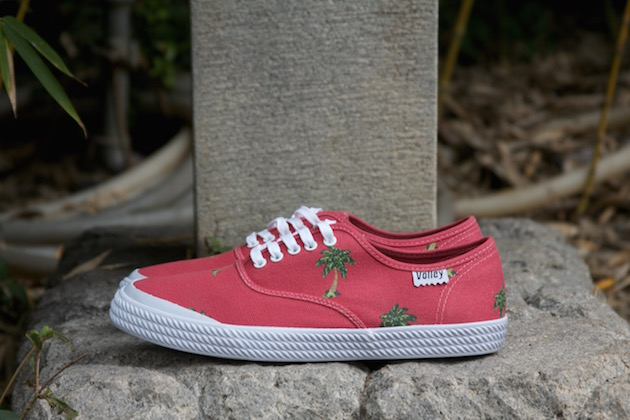 Volley OC Palm Tree Red 13