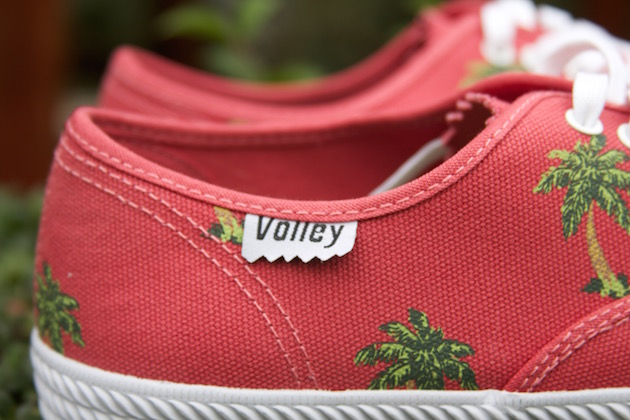 Volley OC Palm Tree Red 14