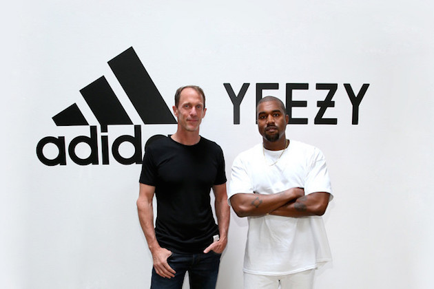 Adidas Kanye West Yeezy 01