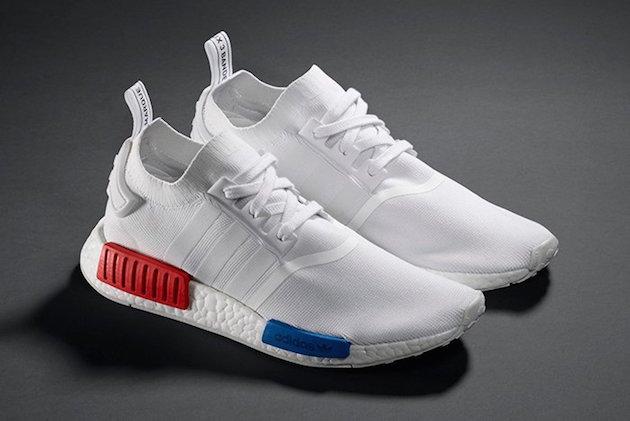 """Adidas NMD_R1 PK """"White OG"""" 01"""