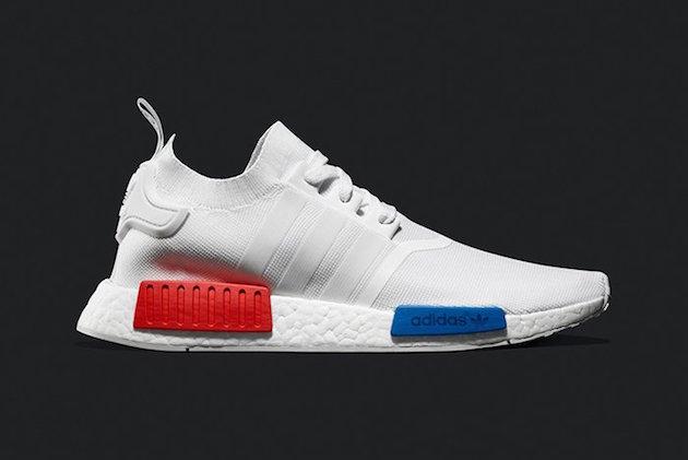 """Adidas NMD_R1 PK """"White OG"""" 03"""