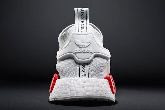 """Adidas NMD_R1 PK """"White OG"""" 04"""