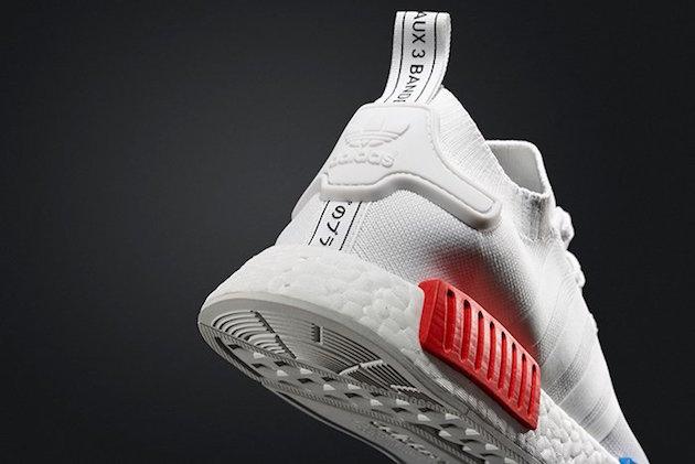 """Adidas NMD_R1 PK """"White OG"""" 06"""