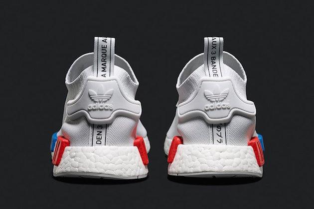 """Adidas NMD_R1 PK """"White OG"""" 07"""