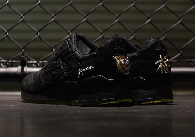 "Asics Gel Lyte III ""Souvenir Jacquet"" x Beams x MITA Sneakers 01"