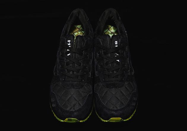 "Asics Gel Lyte III ""Souvenir Jacquet"" x Beams x MITA Sneakers 03"