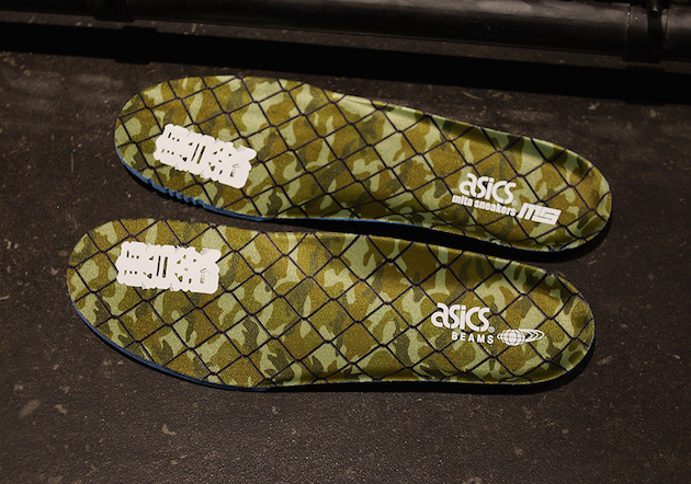 "Asics Gel Lyte III ""Souvenir Jacquet"" x Beams x MITA Sneakers 07"