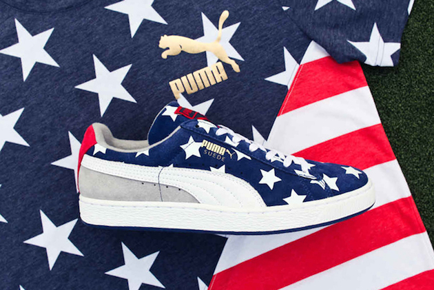PUMA Suede Americana Pack 01