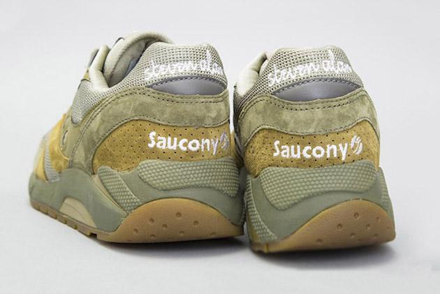 Saucony G9 Control x Steven Alan 06
