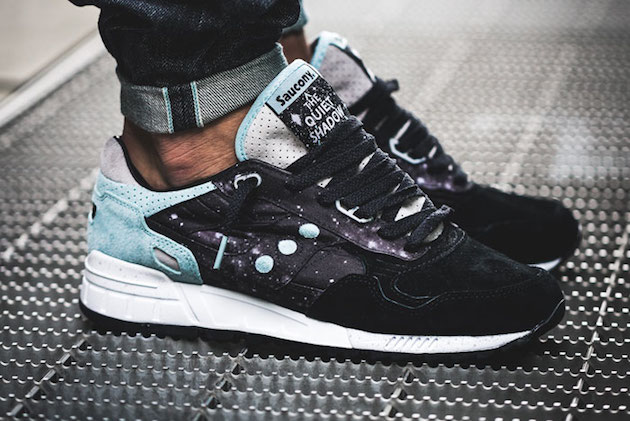 """Saucony Shadow 5000 """"The Quiet Shadow"""" x The Quiet Life 01"""