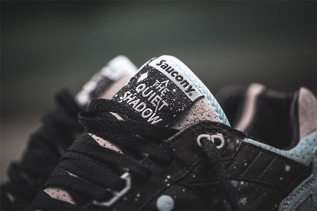 """Saucony Shadow 5000 """"The Quiet Shadow"""" x The Quiet Life 02"""
