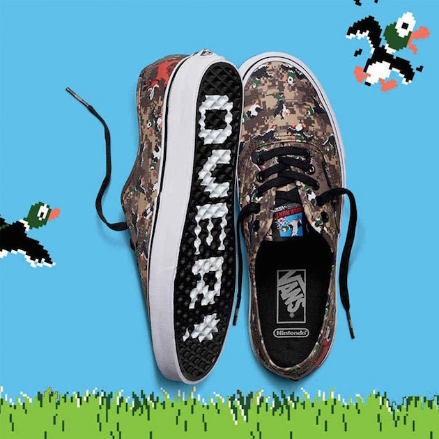 Vans Collection x Nintendo 05