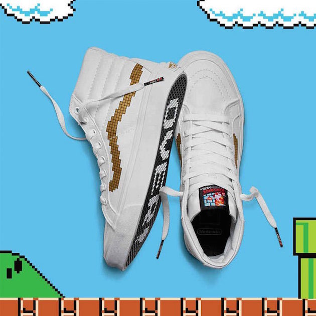 Vans Collection x Nintendo 06