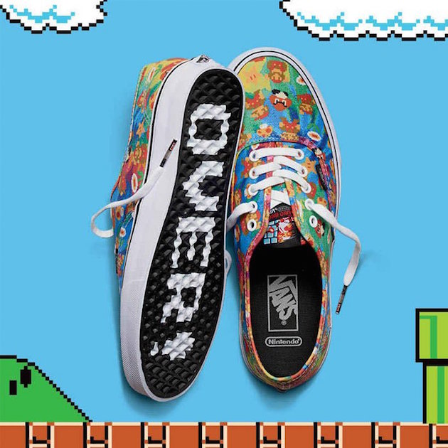 Vans Collection x Nintendo 07
