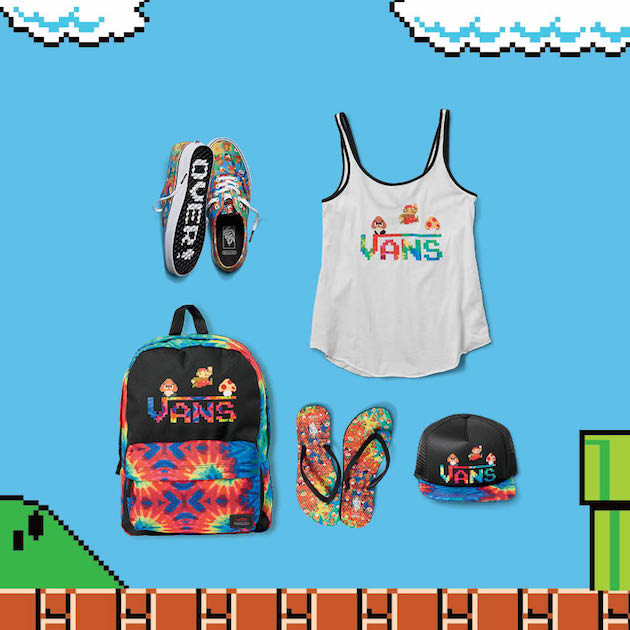 Vans Collection x Nintendo 09