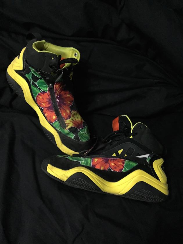 "Adidas FYW Prime Skin ""Floral"""