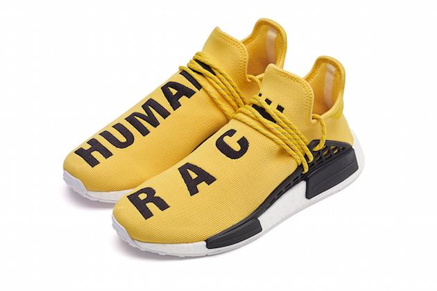 "Adidas NMD ""Human Race"" x Pharrell Williams 02"