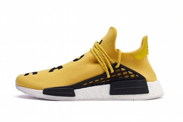 "Adidas NMD ""Human Race"" x Pharrell Williams 04"