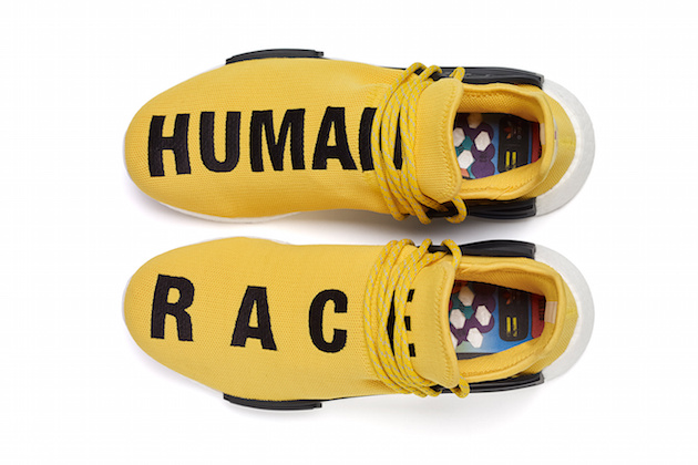 "Adidas NMD ""Human Race"" x Pharrell Williams 05"