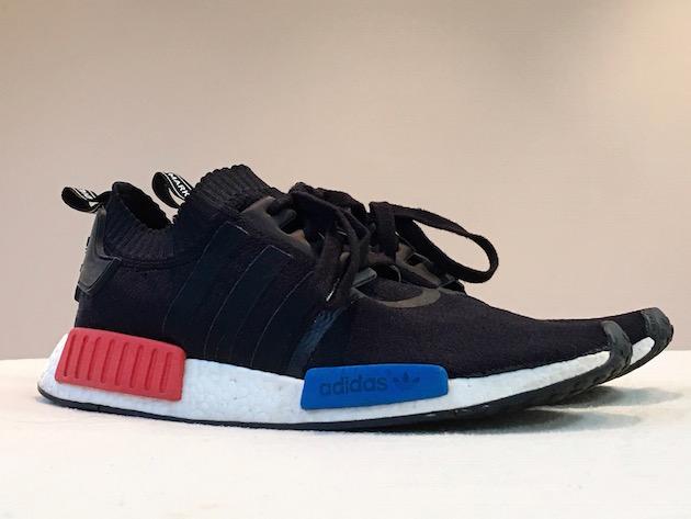 "Adidas NMD R1 PrimeKnit ""OG Black"""