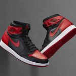 "Air Jordan 1 High ""2016 Bred"""
