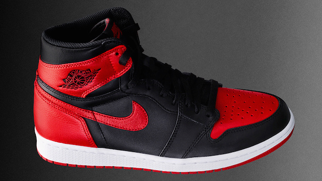 "Air Jordan 1 High ""2016 Bred"" 03"