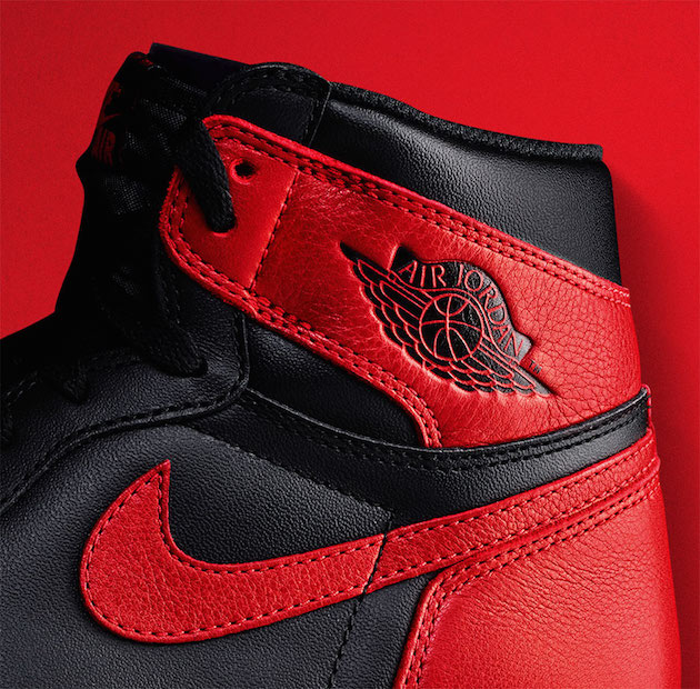 "Air Jordan 1 High ""2016 Bred"" 07"