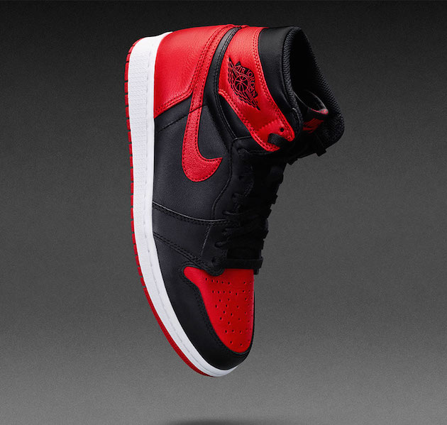 "Air Jordan 1 High ""2016 Bred"" 08"